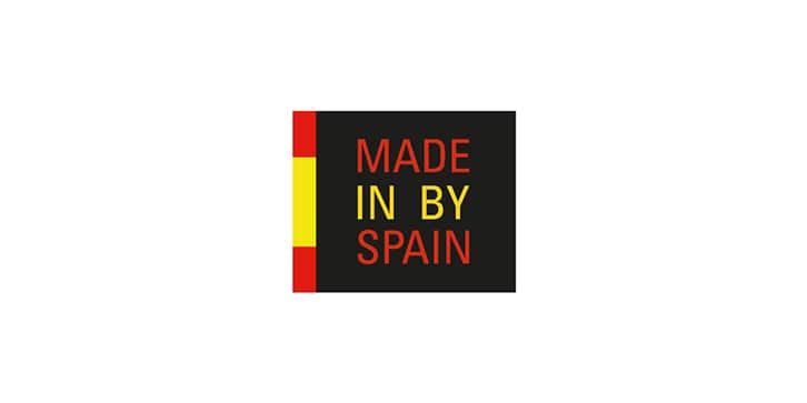 Identidad made in by spain