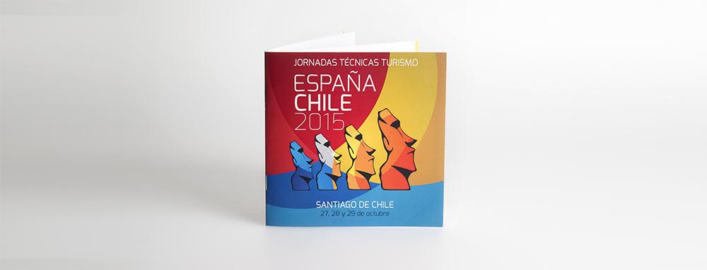 Feria España-Chile. ICEX